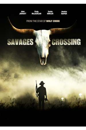 Poster: Savages on Wolf Creek