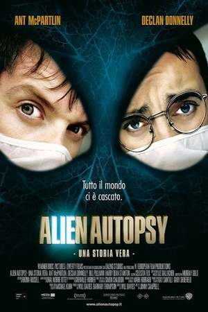 Poster: Alien Autopsy - Das All zu Gast bei Freunden