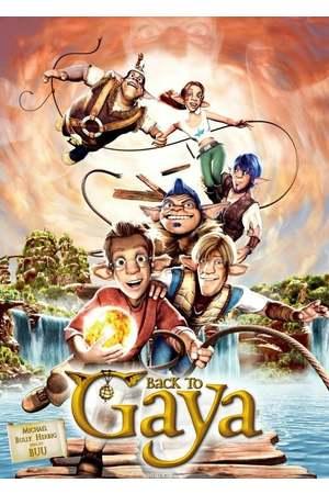 Poster: Back to Gaya