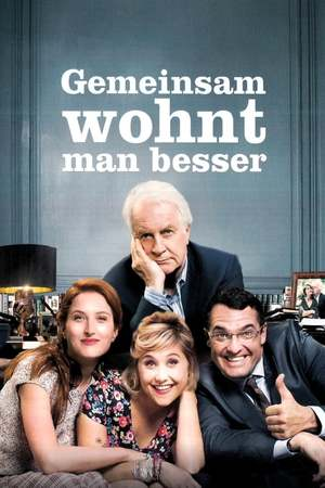 Poster: Gemeinsam wohnt man besser