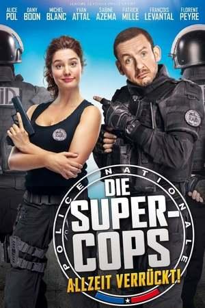 Poster: Die Super-Cops - Allzeit verrückt!
