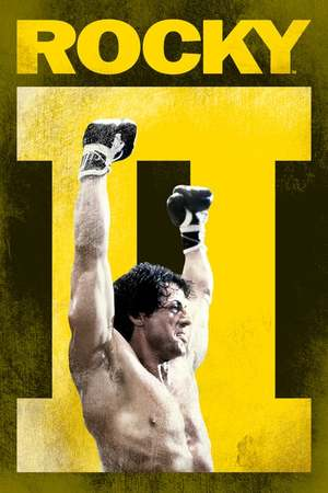 Poster: Rocky II