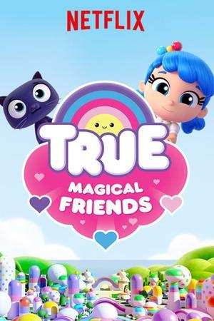 Poster: True: Magische Freunde