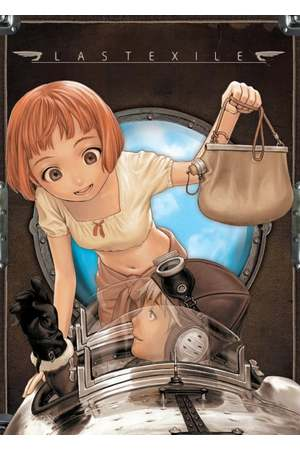 Poster: Last Exile