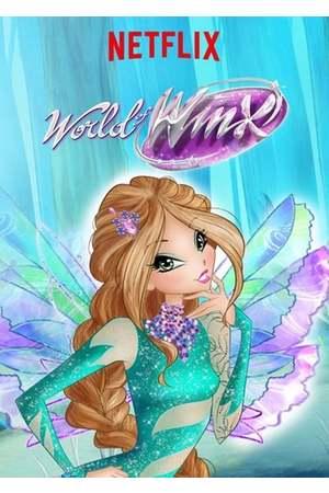 Poster: Die Welt der Winx