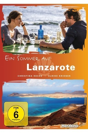 Poster: Ein Sommer auf Lanzarote