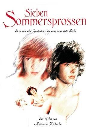 Poster: Sieben Sommersprossen