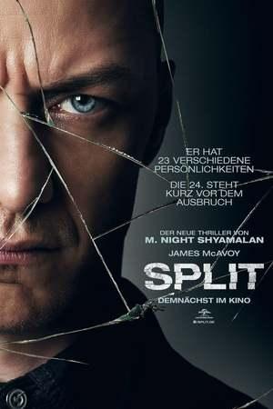 Poster: Split