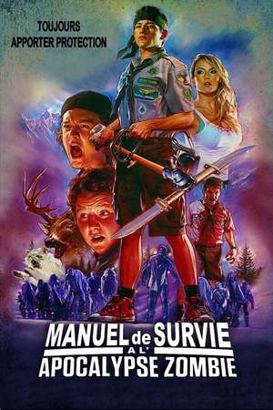 Poster: Scouts vs. Zombies - Handbuch zur Zombie-Apokalypse