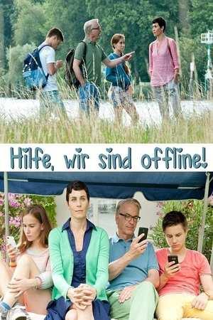 Poster: Hilfe, wir sind offline!