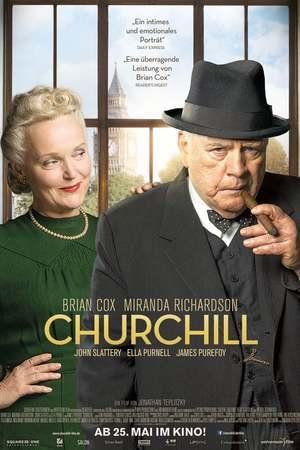 Poster: Churchill