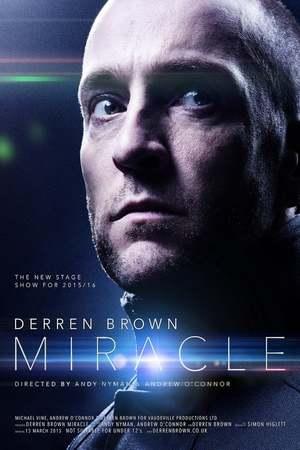 Poster: Derren Brown: Miracle