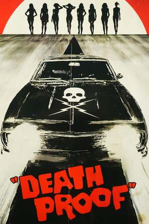 Poster: Death Proof - Todsicher