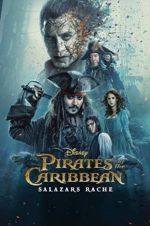 Poster: Pirates of the Caribbean: Salazars Rache
