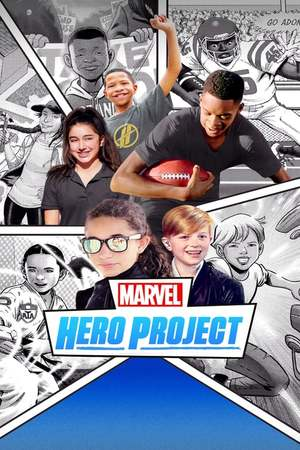 Poster: Marvel's Hero Project