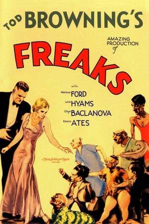 Poster: Freaks