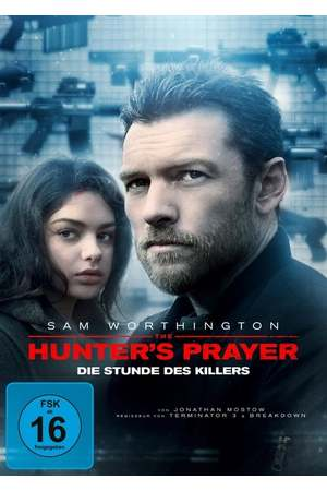 Poster: The Hunter's Prayer - Die Stunde des Killers