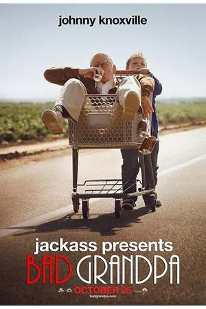 Poster: Jackass: Bad Grandpa
