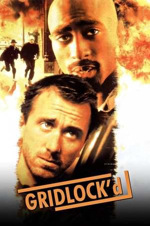 Poster: Gridlock'd - Voll Drauf!