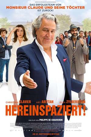 Poster: Hereinspaziert!