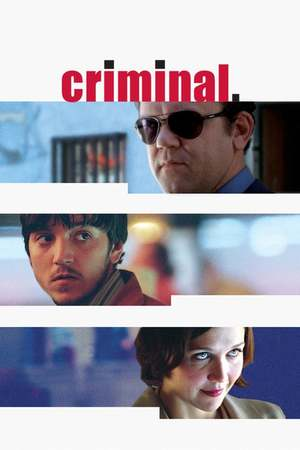Poster: Criminal