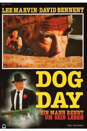 Poster: Dog Day - Ein Mann rennt um sein Leben