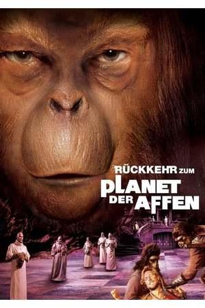 Poster: Rückkehr zum Planet der Affen