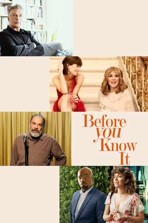 Poster: Before You Know It