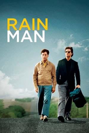 Poster: Rain Man