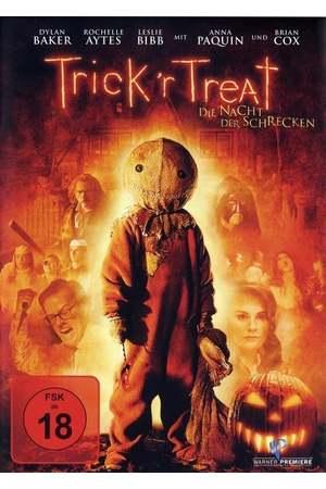 Poster: Trick 'r Treat - Die Nacht der Schrecken