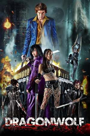 Poster: Dragonwolf