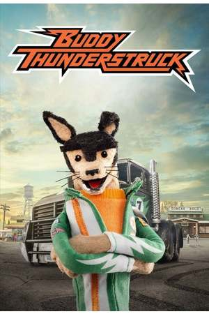 Poster: Buddy Thunderstruck