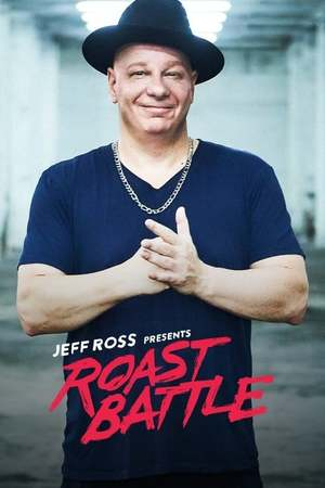 Poster: Jeff Ross Presents Roast Battle