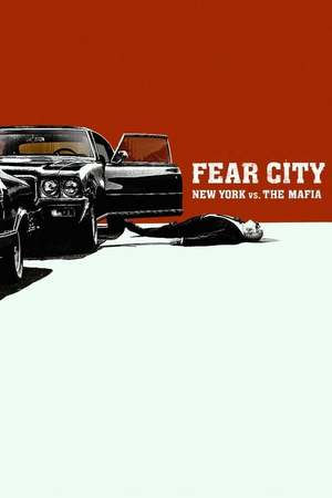 Poster: Stadt Der Angst: New York Gegen Die Mafia