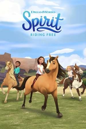 Poster: Spirit: wild und frei