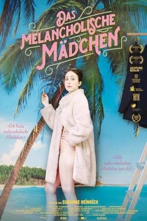 Poster: Das melancholische Mädchen