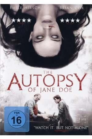 Poster: The Autopsy of Jane Doe