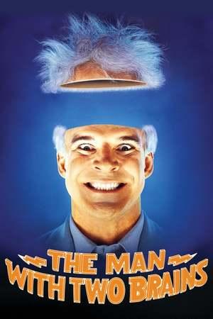 Poster: Der Mann mit den zwei Gehirnen