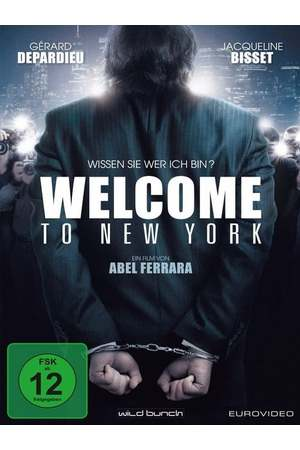 Poster: Welcome to New York