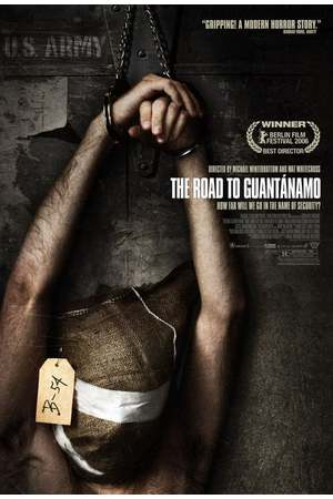 Poster: The Road to Guantanamo