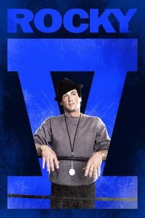 Poster: Rocky V