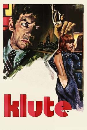 Poster: Klute