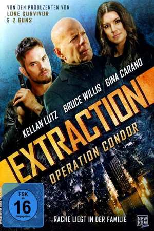 Poster: Extraction - Operation Condor