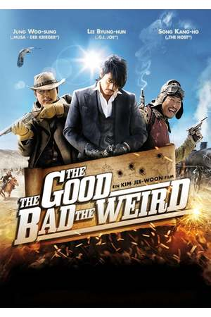 Poster: The Good, the Bad, the Weird