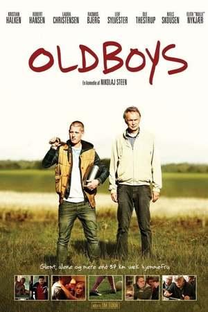 Poster: Old Boys - Alte Herren & krumme Dinger