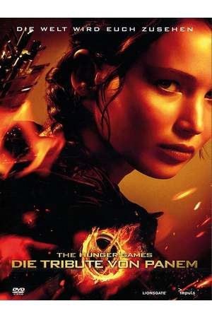 Poster: Die Tribute von Panem - The Hunger Games