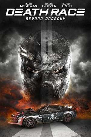 Poster: Death Race: Beyond Anarchy