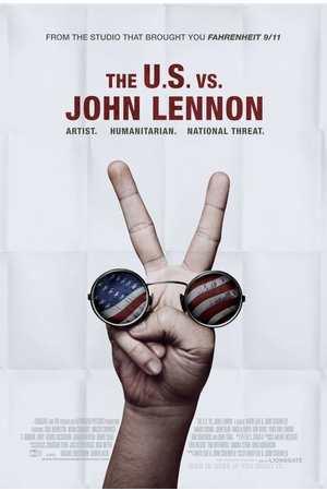 Poster: Die Akte USA gegen John Lennon
