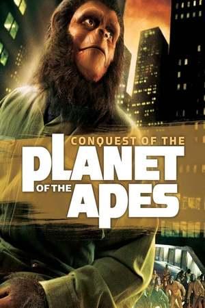 Poster: Eroberung vom Planet der Affen
