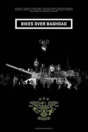 Poster: Bikes Over Baghdad
